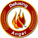 Defusing Anger Logo